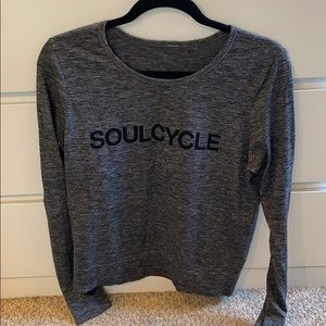 Lululemon Soul Cycle Longsleeve